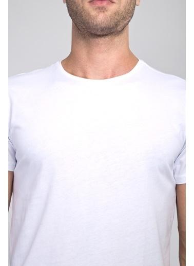 Kiğılı Tişört Lacivert